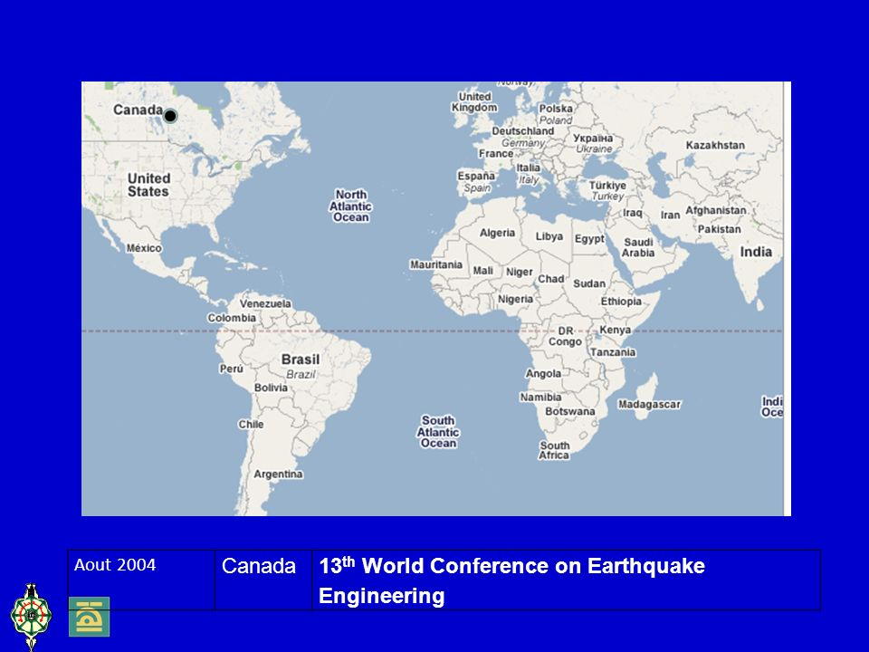 13th World Conference on Earthquake Engineering