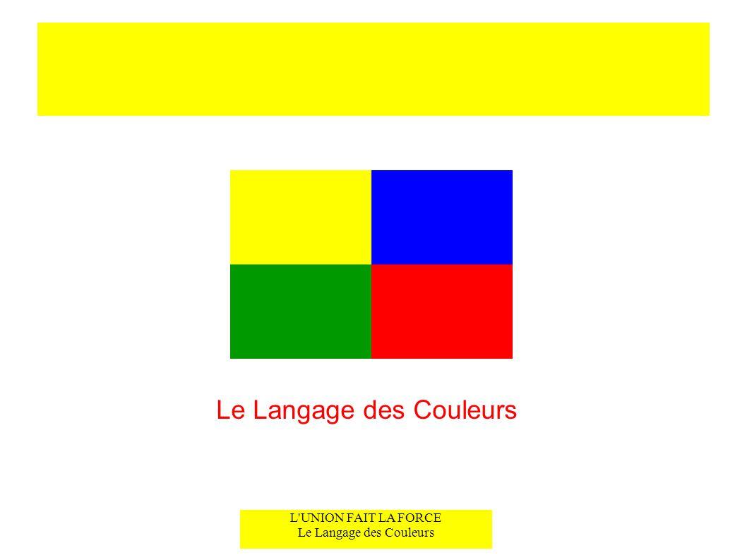 Le langage des couleurs ppt t l charger - Langage des couleurs ...