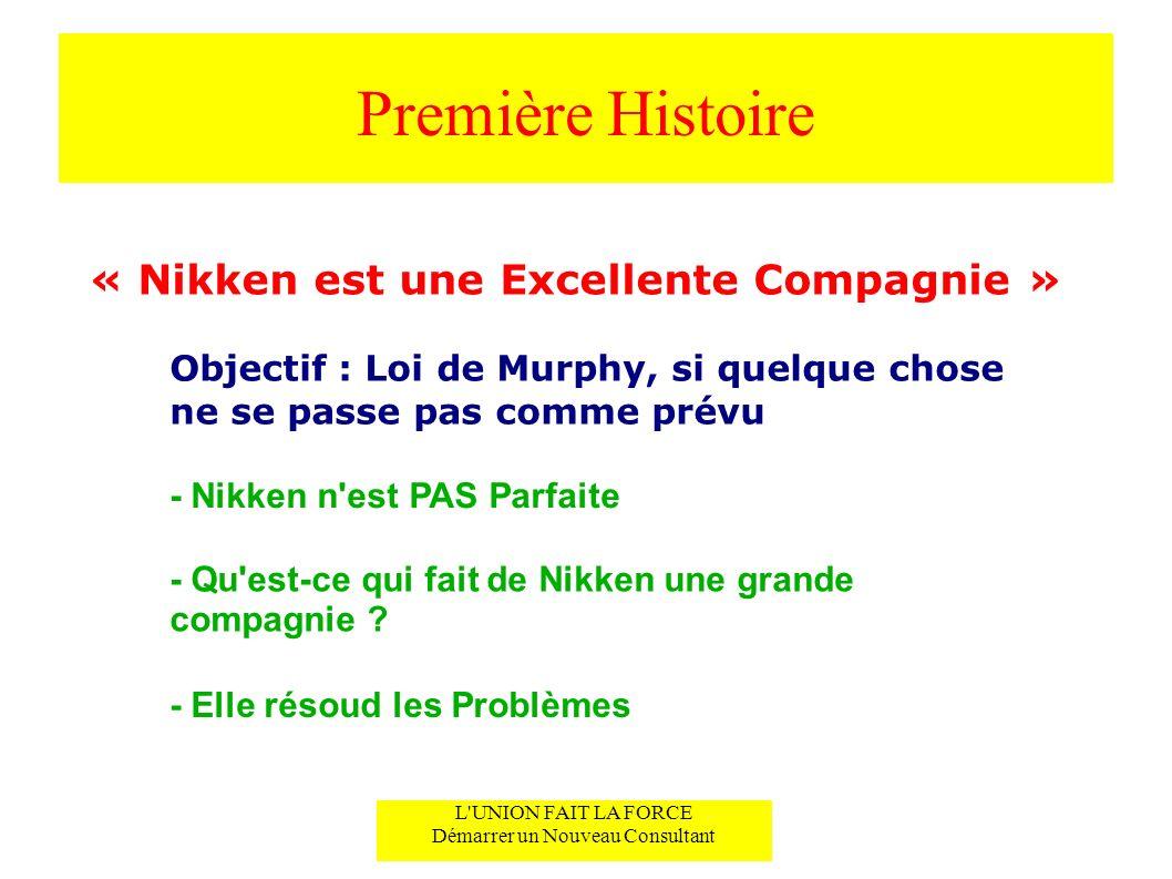 « Nikken est une Excellente Compagnie »