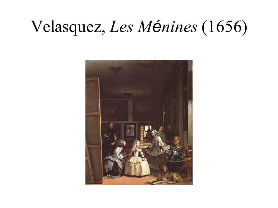 Velasquez, Les Ménines (1656)