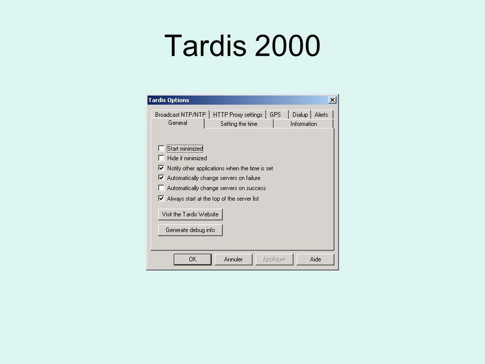 Tardis 2000