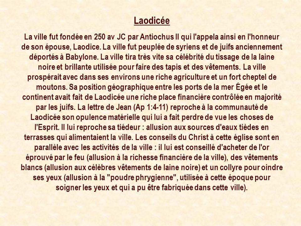 Laodicée