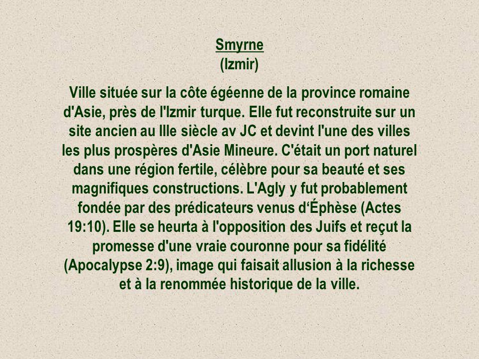 Smyrne (Izmir)