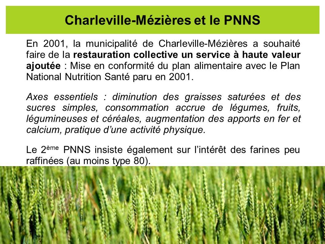 Charleville-Mézières et le PNNS