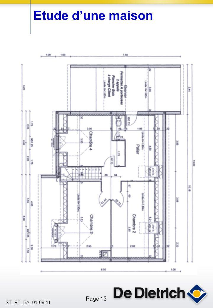 cahier d exercices r glementation thermique appliqu e au chauffage ppt video online t l charger. Black Bedroom Furniture Sets. Home Design Ideas