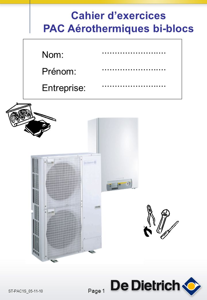 PAC Aérothermiques bi-blocs