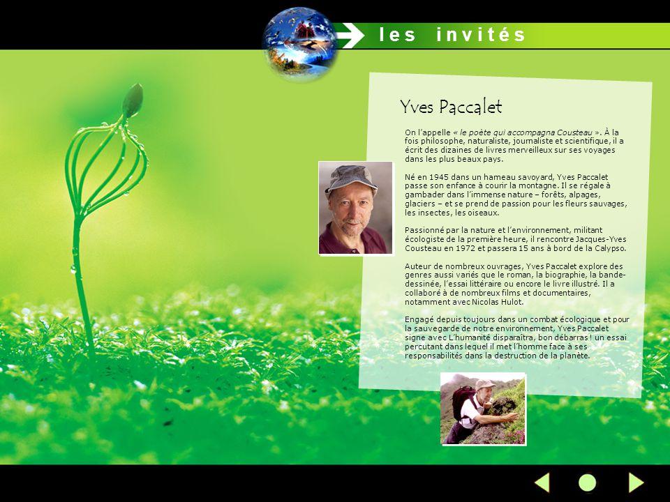 Pour un environnement durable ppt t l charger for Dans jeannot et colin l auteur combat