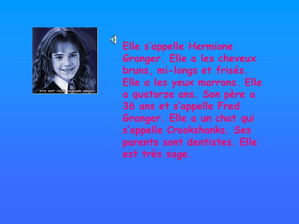Harry potter il a 14 ans son anniversaire est le 31 juillet sa m re s appelle lily potter son - Qui est hermione granger ...