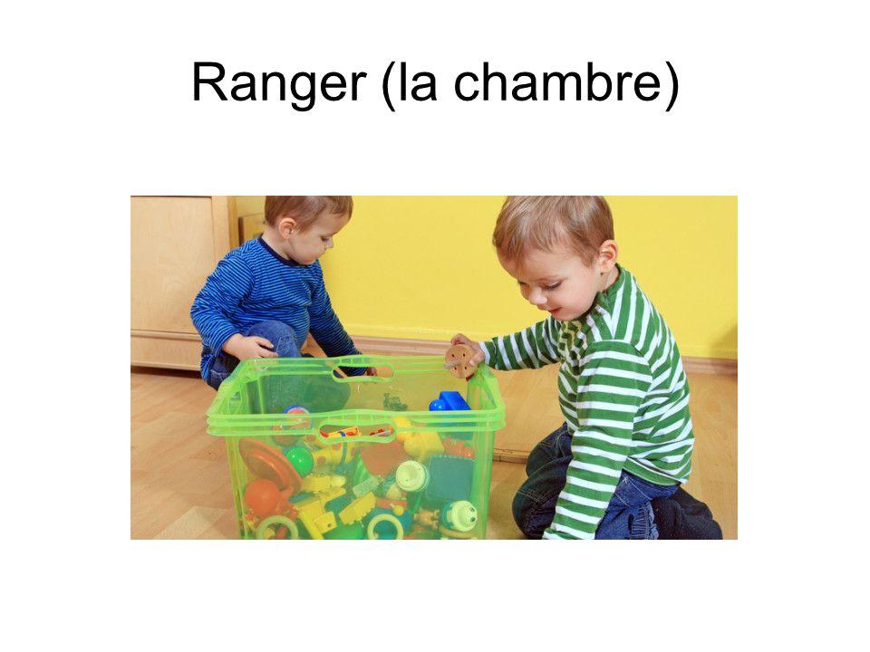 Ranger (la chambre)