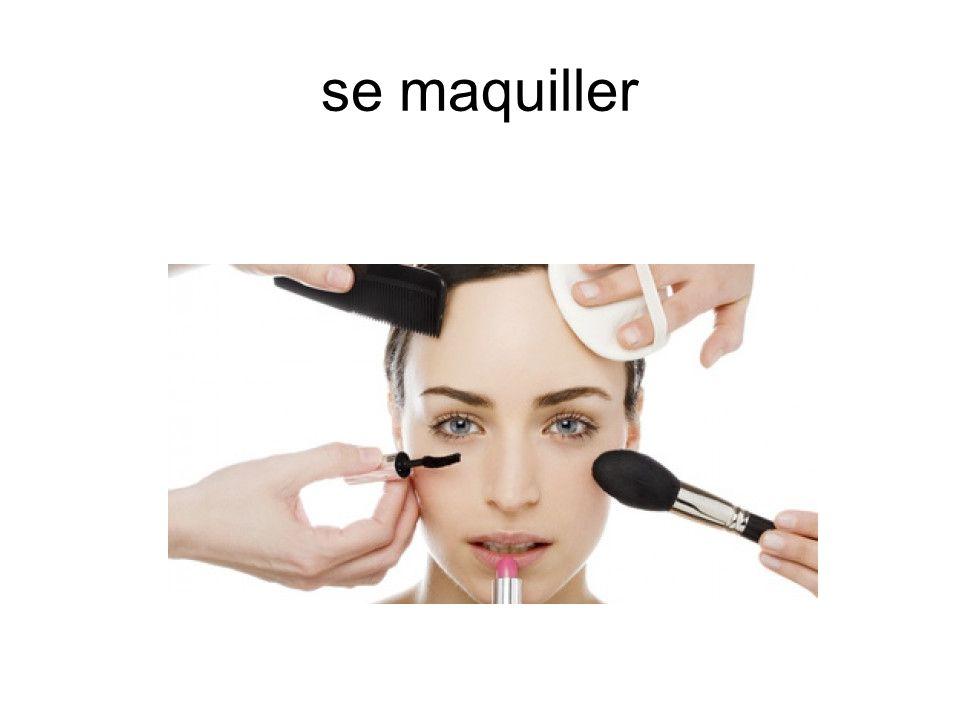 se maquiller