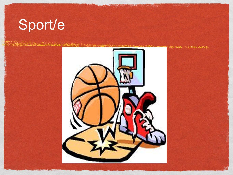 Sport/e