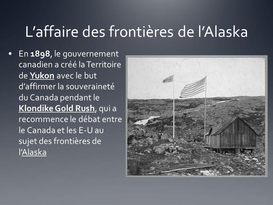 L'affaire des frontières de l'Alaska