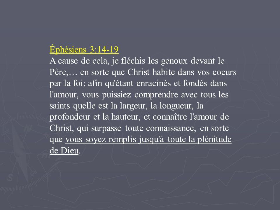 Éphésiens 3:14-19