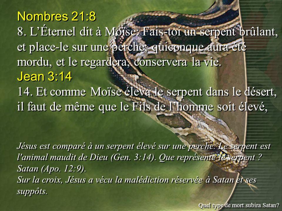 Nombres 21:8