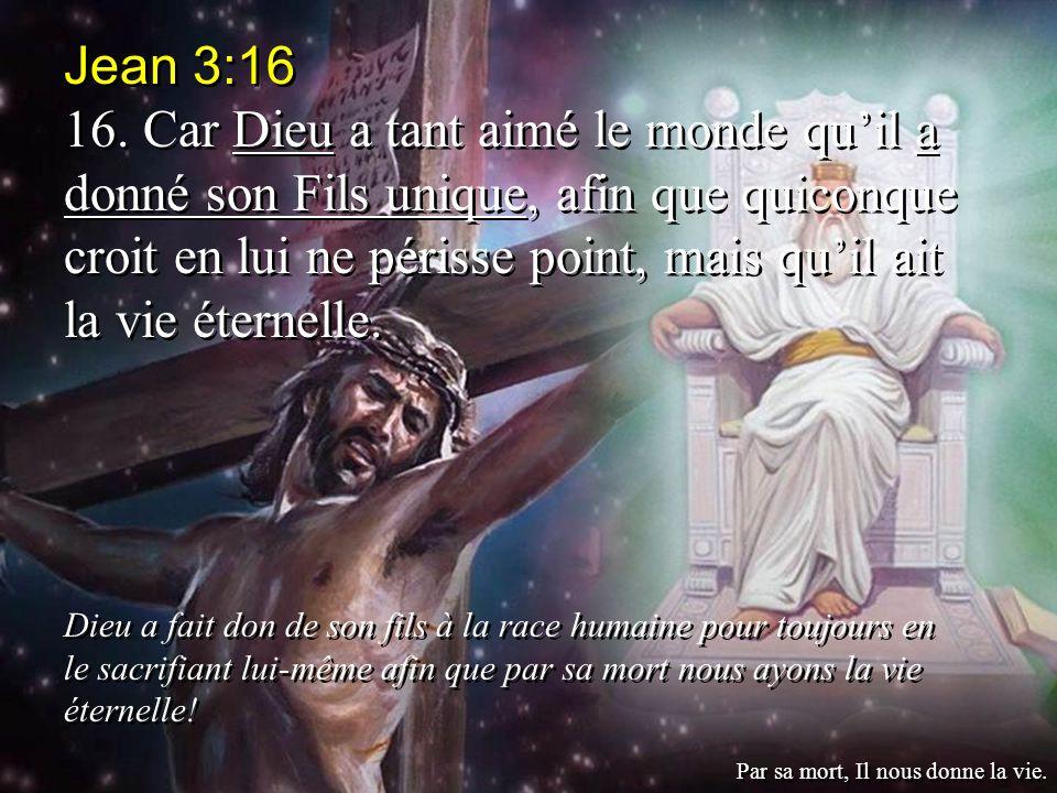 Jean 3:16
