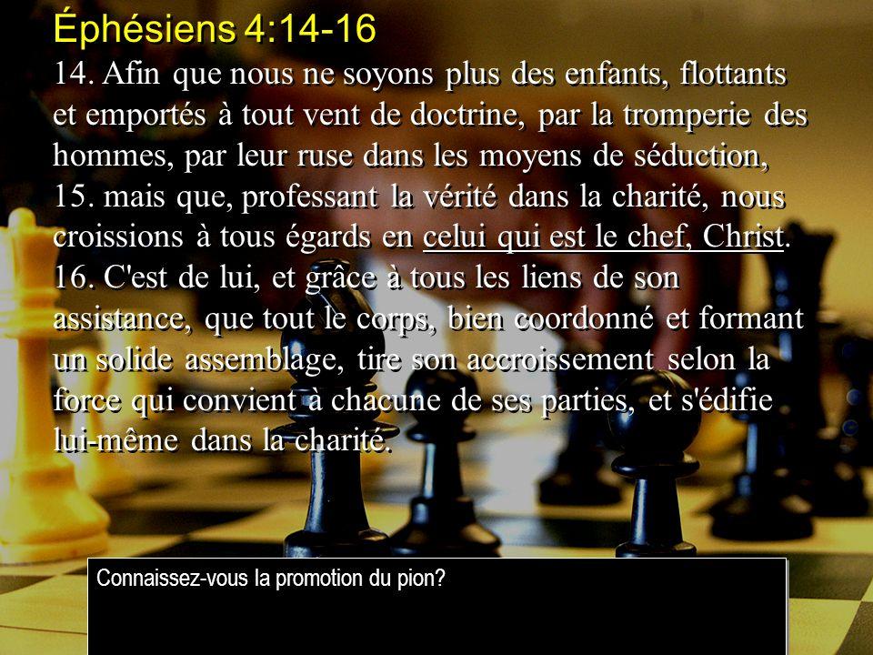 Éphésiens 4:14-16