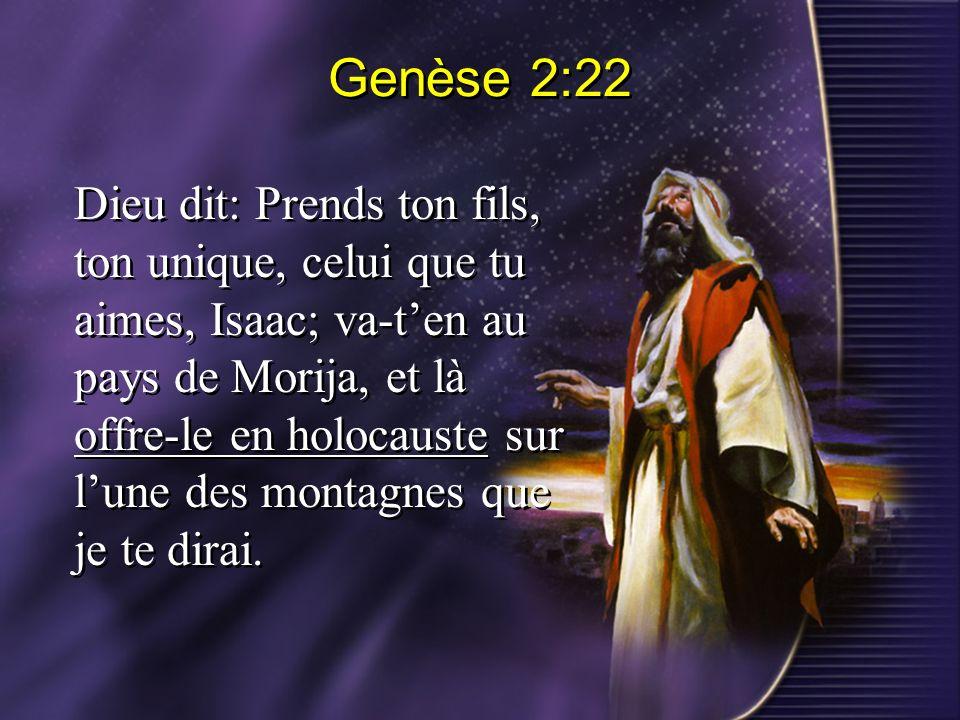 Genèse 2:22