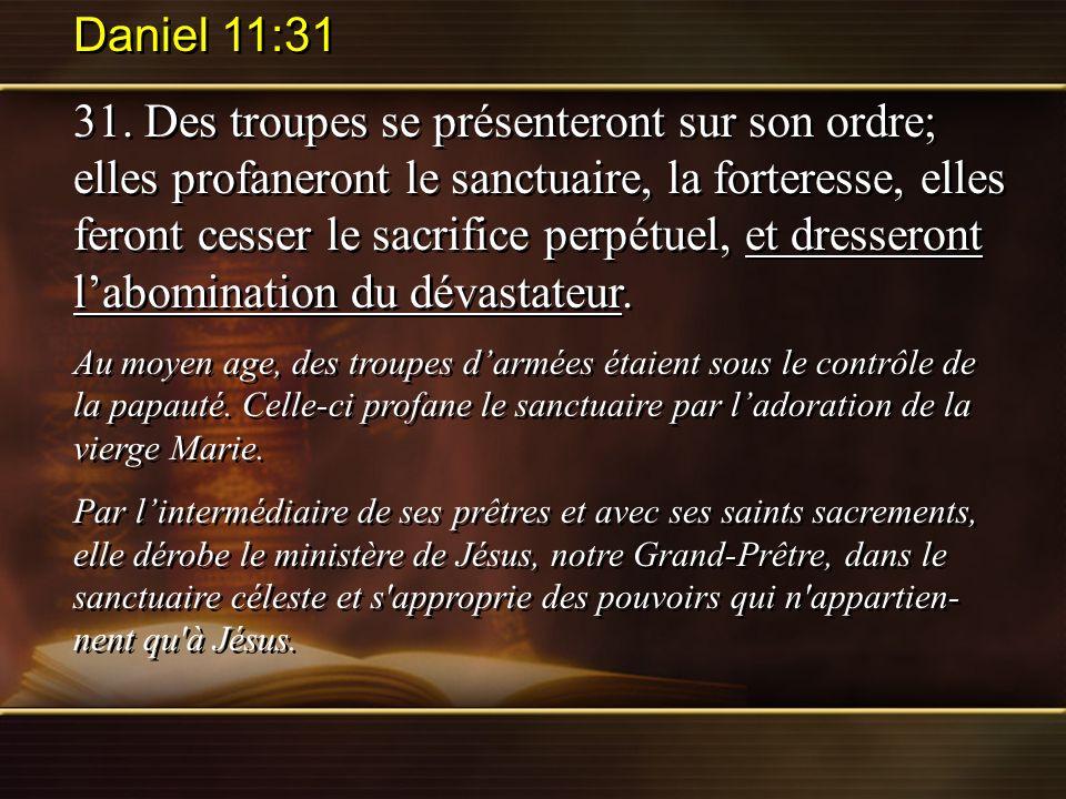 Daniel 11:31