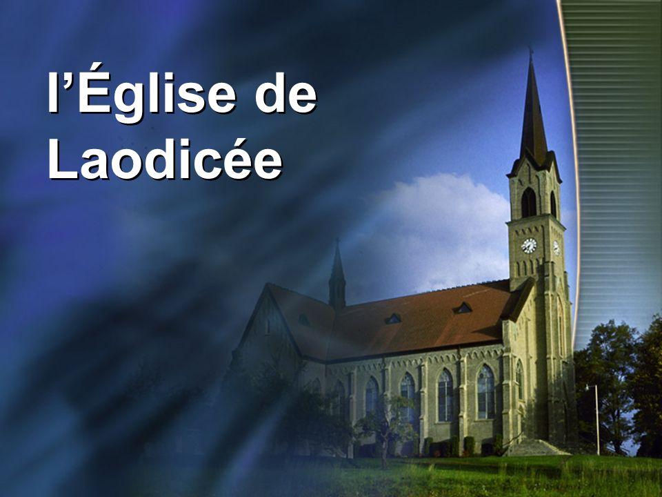 l'Église de Laodicée