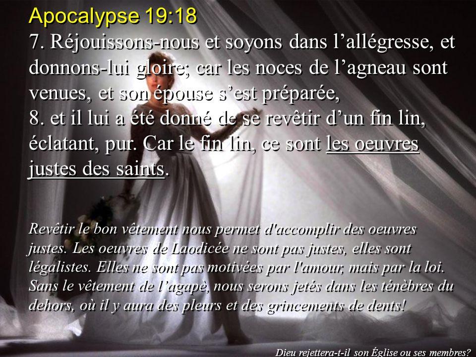 Apocalypse 19:18