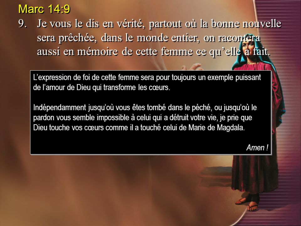 Marc 14:9