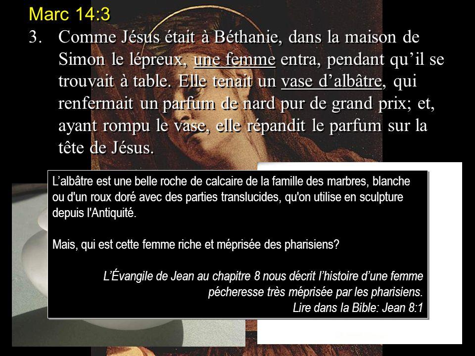Marc 14:3