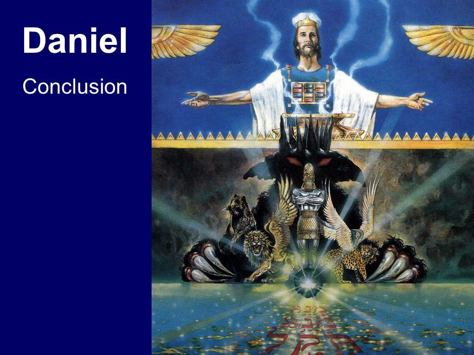 Daniel Conclusion