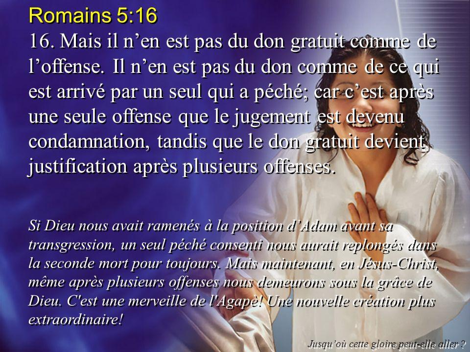 Romains 5:16