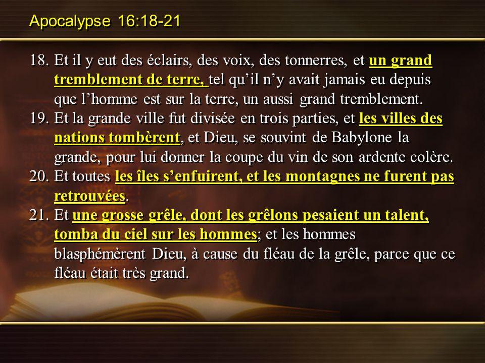 Apocalypse 16:18-21