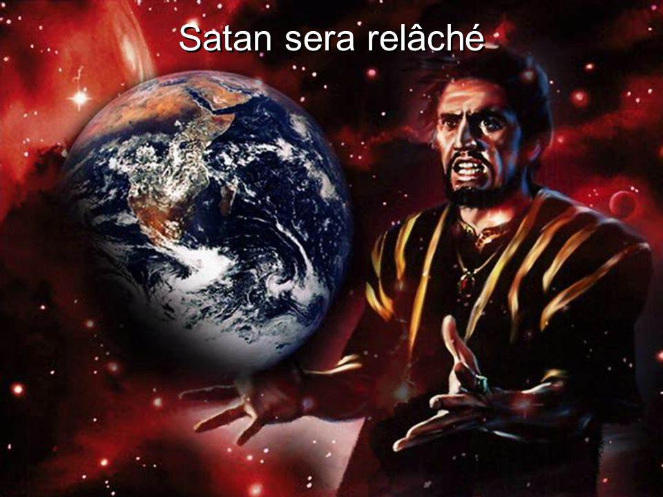 Satan sera relâché