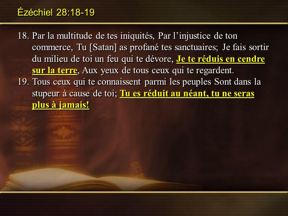 Ézéchiel 28:18-19