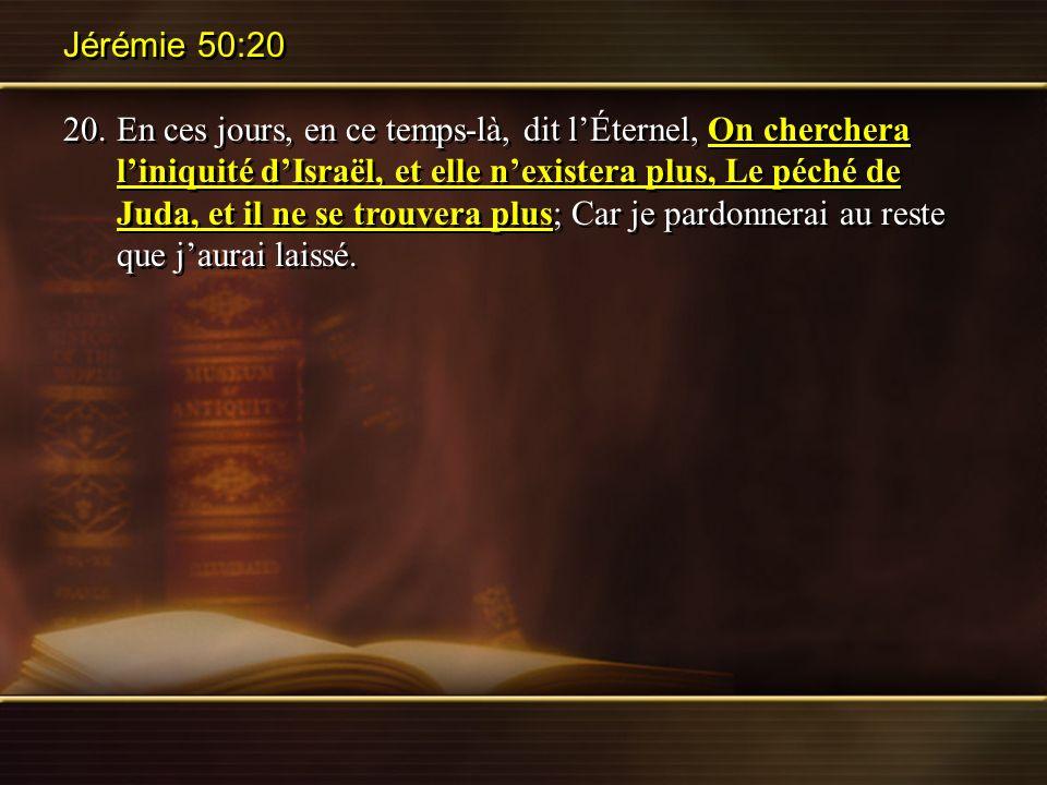 Jérémie 50:20