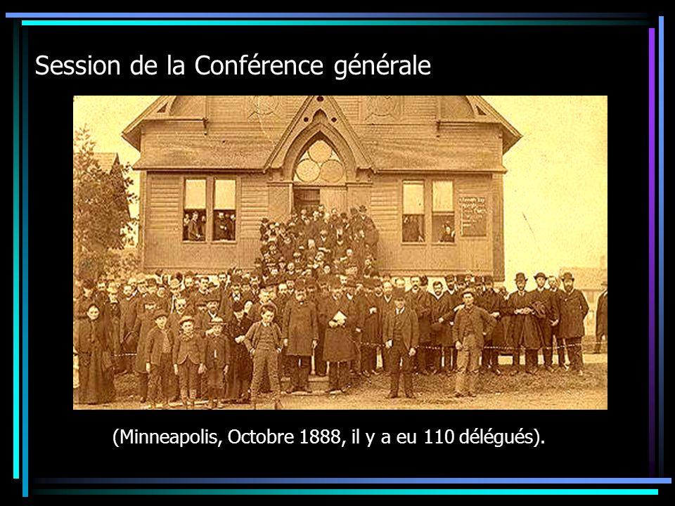 Session de la Conférence générale