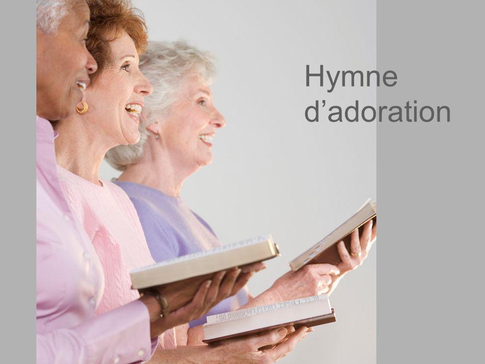 Hymne d'adoration