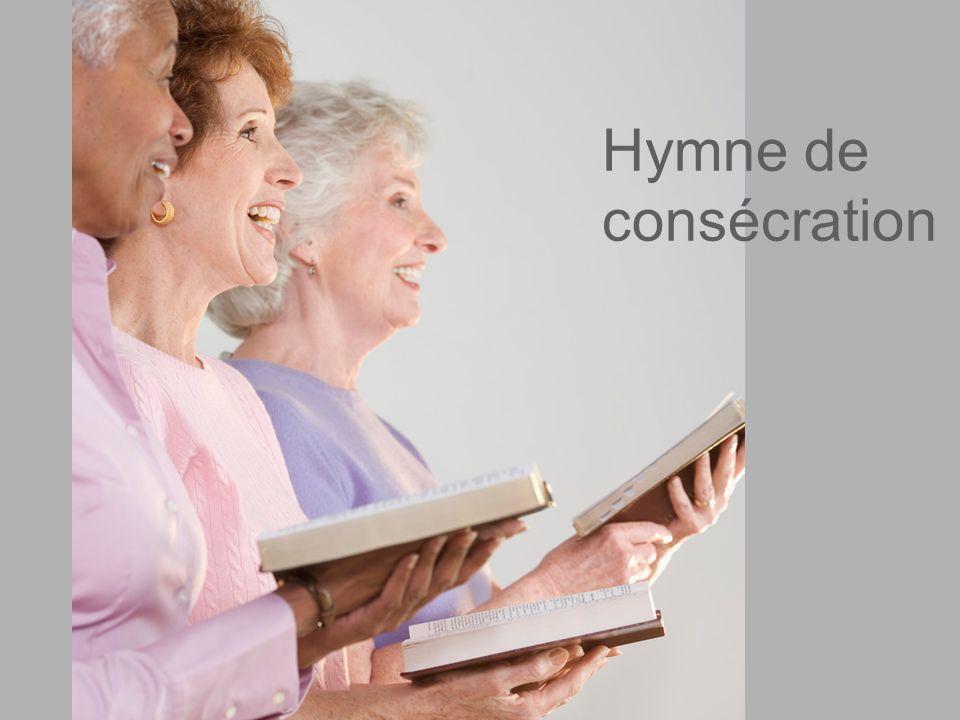 Hymne de consécration