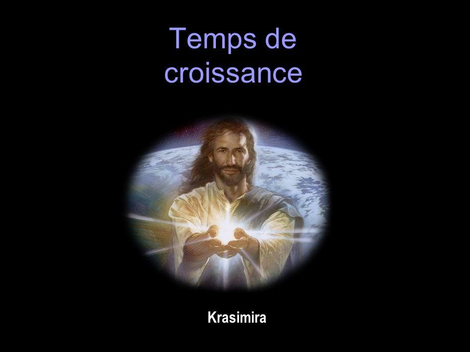 Temps de croissance Krasimira