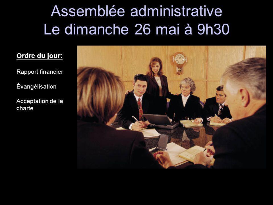 Assemblée administrative