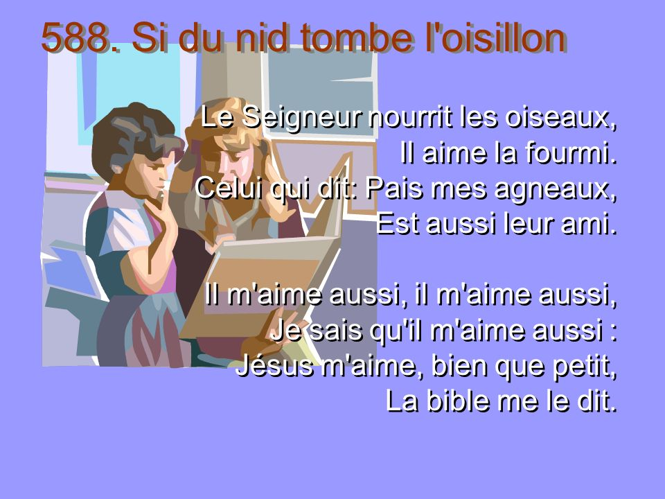 Recueillement ppt t l charger - Oisillon tombe du nid ...