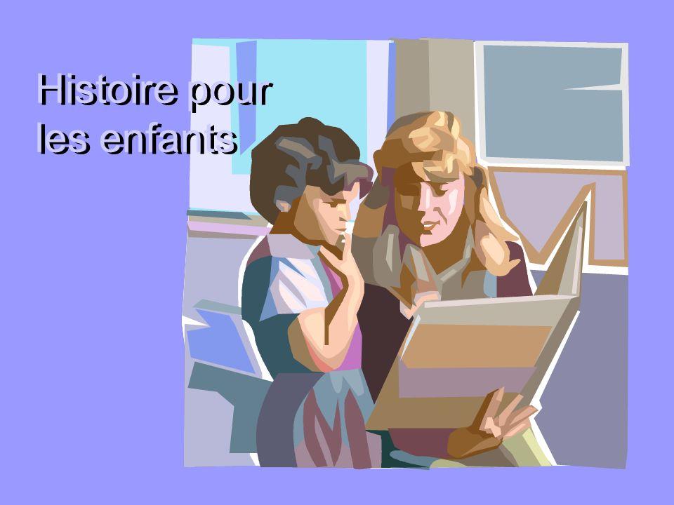 Histoire pour les enfants