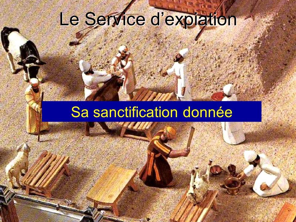 Le Service d'expiation