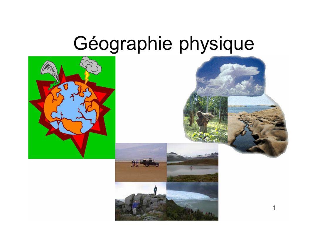 Géographie physique 1