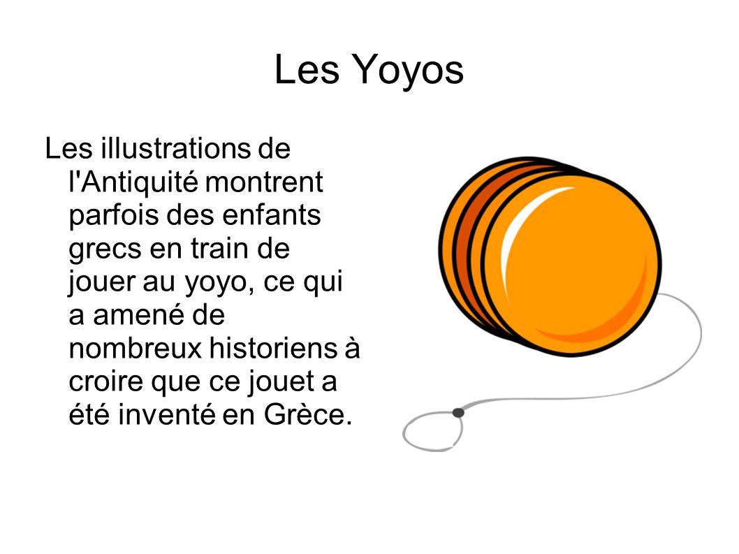 Les Yoyos