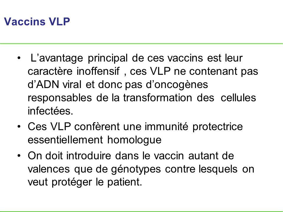 Vaccins VLP