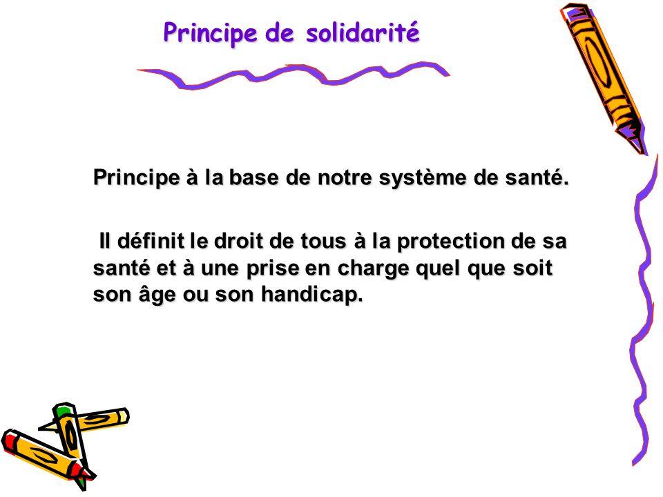 Principe de solidarité