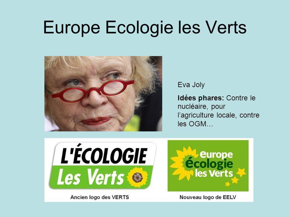 Europe Ecologie les Verts