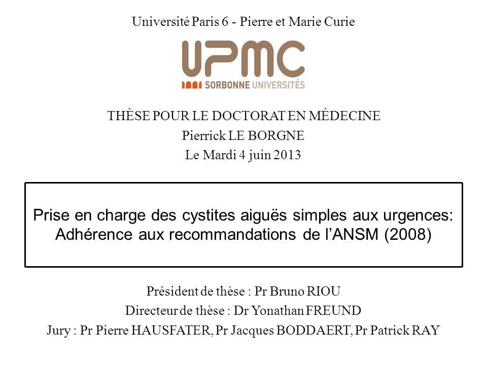 Université Paris 6 - Pierre et Marie Curie