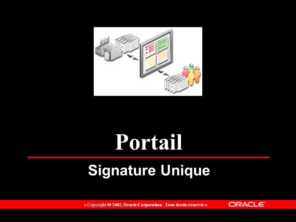 Portail Signature Unique