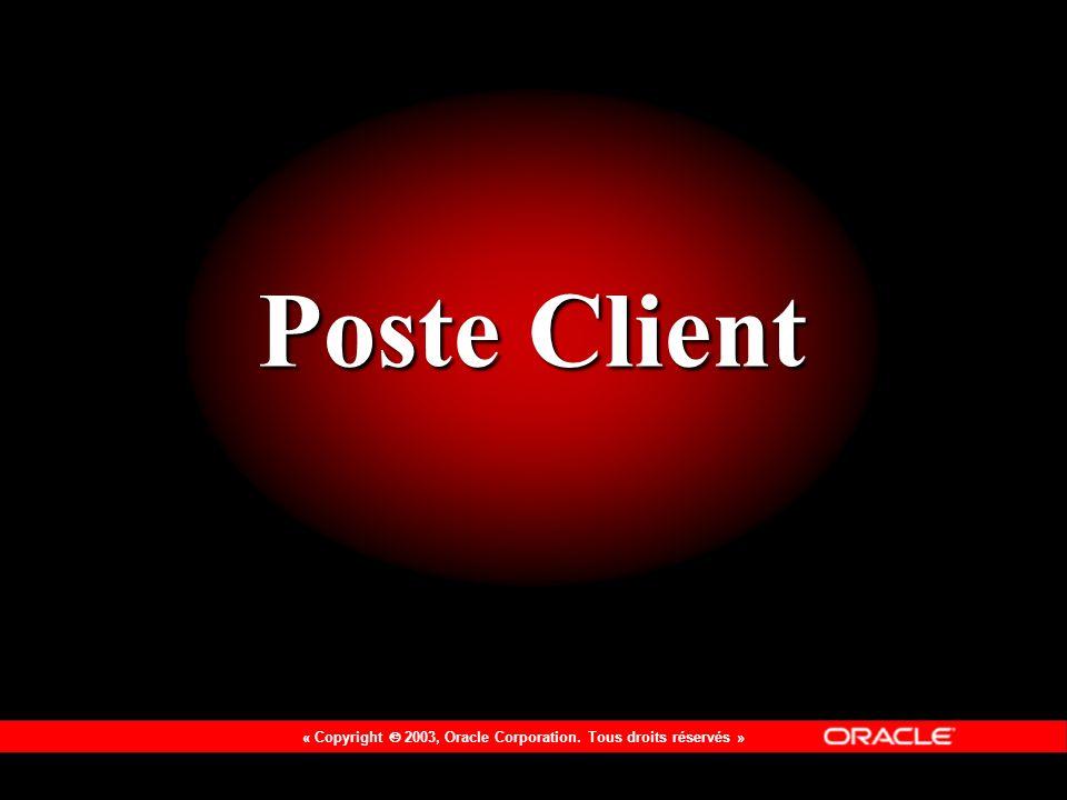 Poste Client