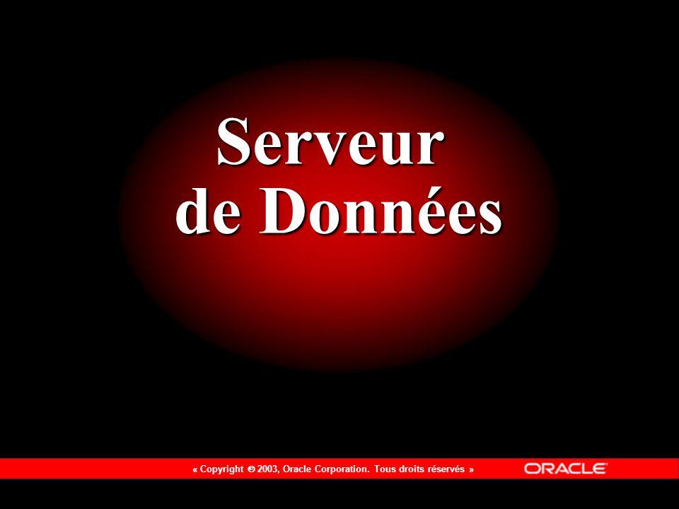 Serveur de Données