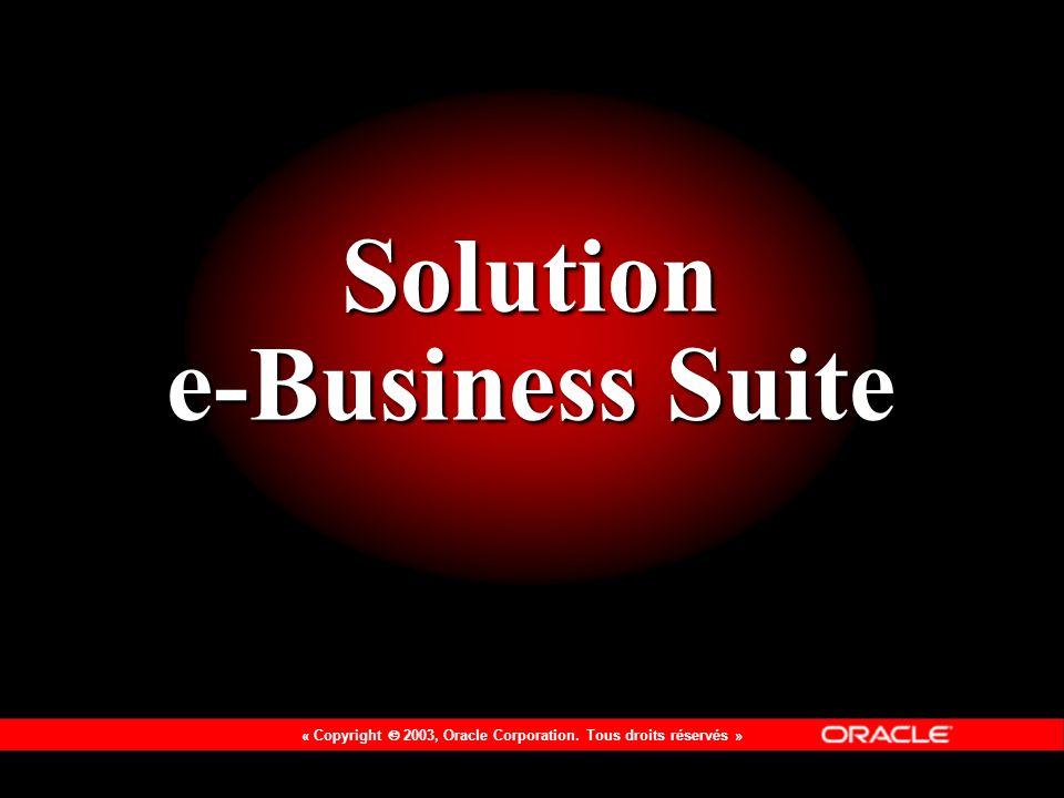 Solution e-Business Suite